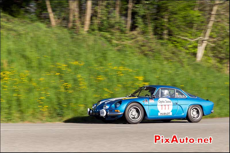 Alpine A110 1600s n°111, Savoie, Tour-Auto-Optic-2000