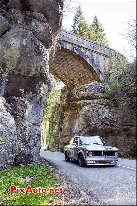 BMW 2002 Turbo, parcs de la Chartreuse, Tour-Auto-Optic-2000