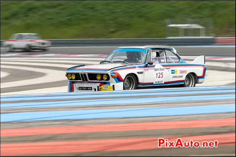 Bmw 3.0CSL, Circuit Paul Ricard, Tour-Auto-Optic-2000