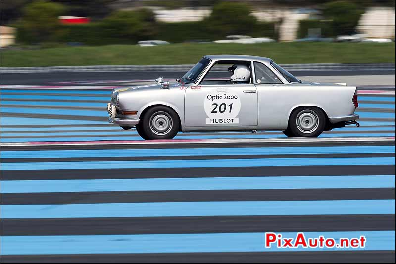 BMW 700S, circuit Paul Ricard, Tour-Auto-Optic-2000