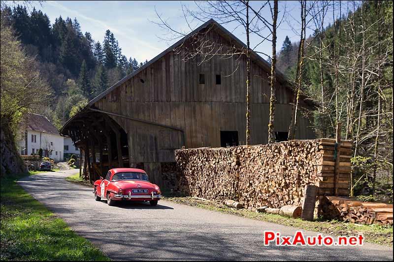23e tour auto optic 2000 3e journ e mulhouse aix les for Mercedes benz route 17