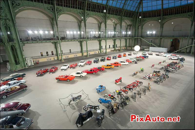 exposition bonhams au grand palais les grandes marques du monde motos 4 4. Black Bedroom Furniture Sets. Home Design Ideas