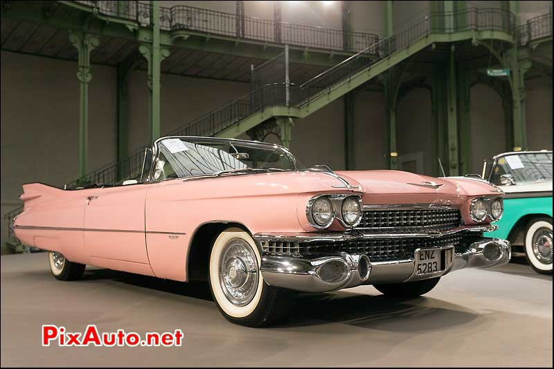 Cabriolet Cadillac Series-62, vente encheres Bonhams Paris 2014