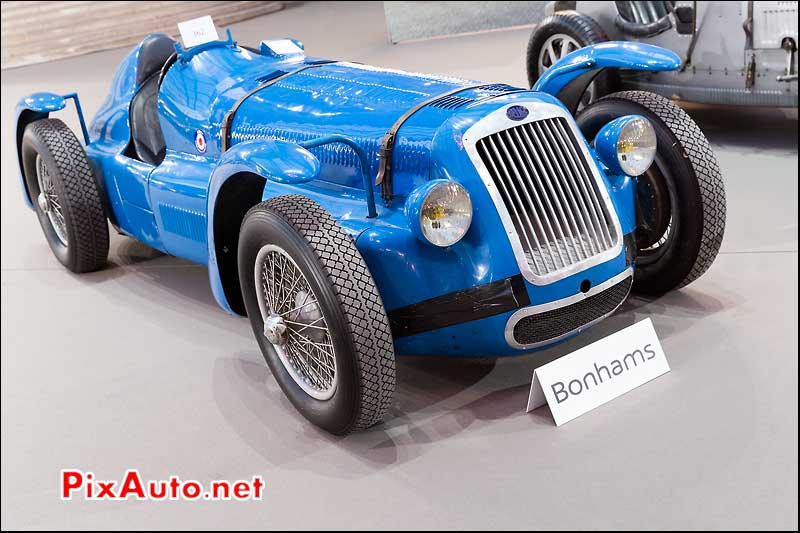 Delage D6 3l, vente encheres Bonhams Paris 2014