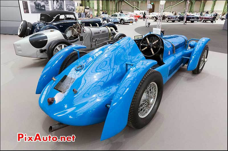 Delage D6 Sport Biplace, vente encheres Bonhams Paris 2014