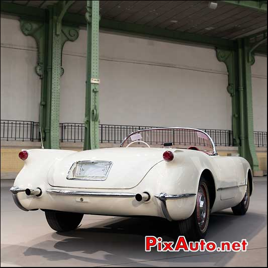 Roadster Chevrolet Corvette 1954, vente Bonhams Paris