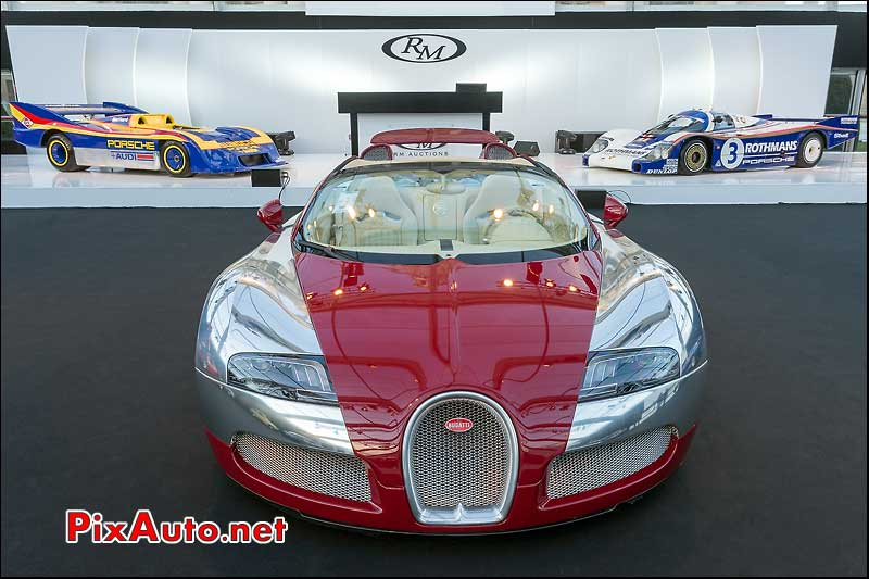Bugatti Veyron Grand Sport, RM-Auctions Paris