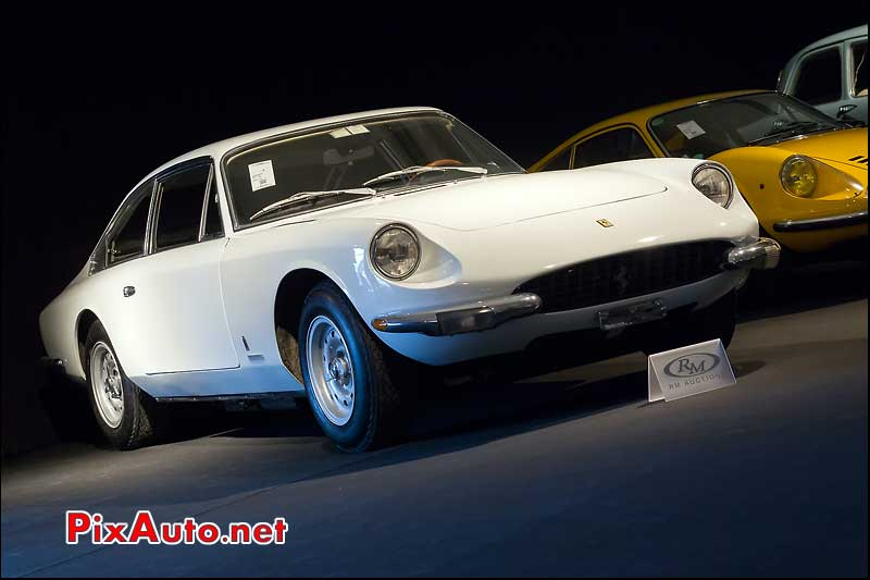 Ferrari 365 GT de 1970, RM-Auctions Paris