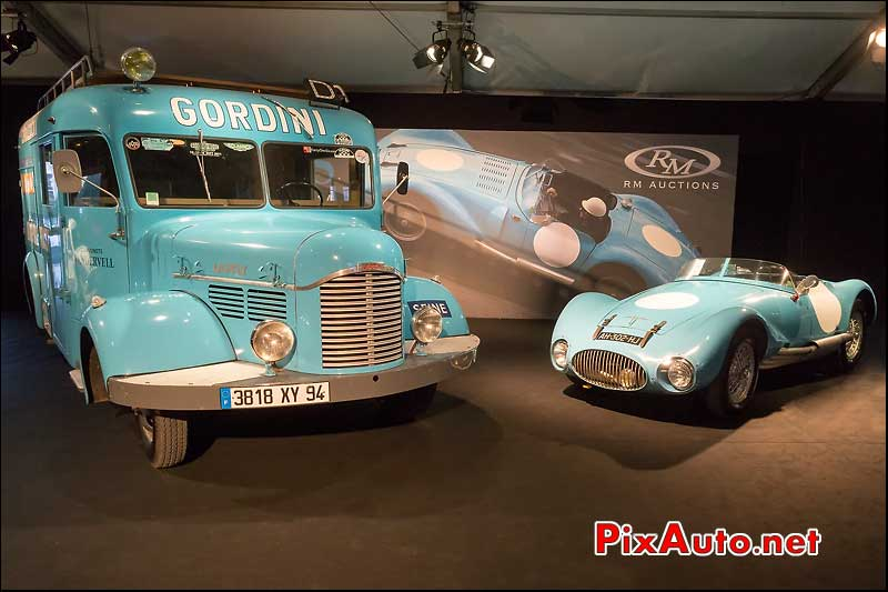 Gordini 24s Camion Laffly, RM-Auctions Paris