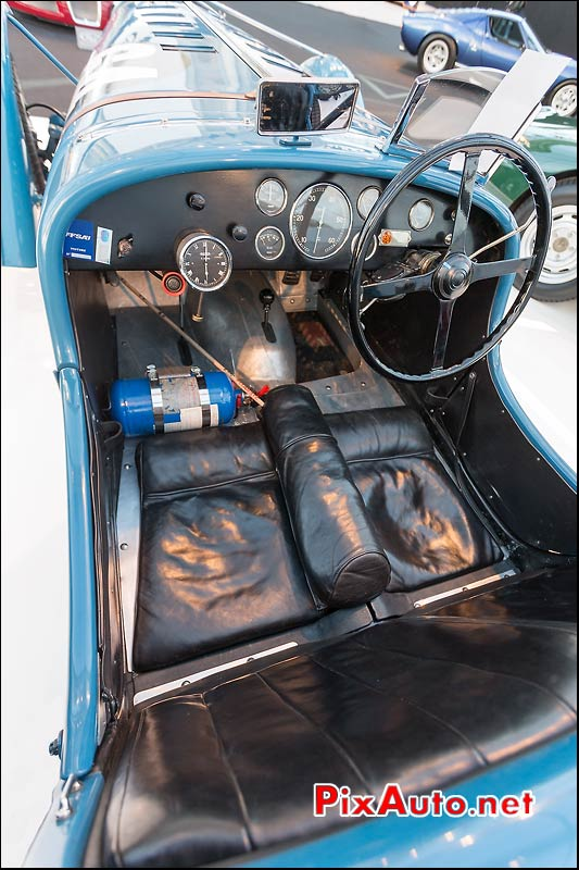 Habitacle Delahaye 135S, RM-Auctions Paris