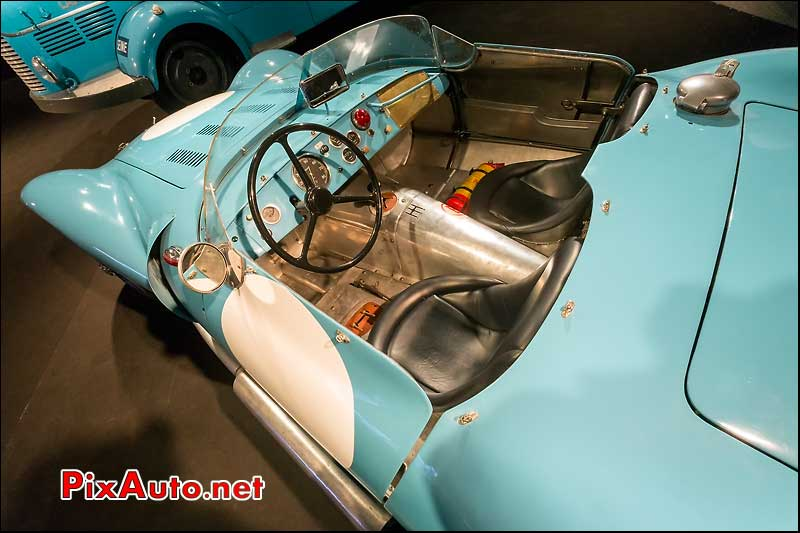 Habitacle Gordini 24S de 1953, RM-Auctions Paris