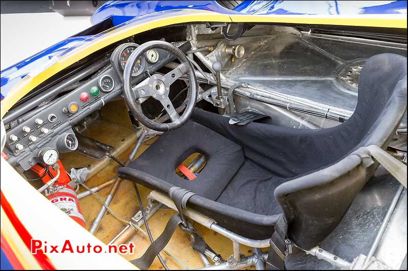 Habitacle Porsche 917-30 de 1973, RM-Auctions Paris