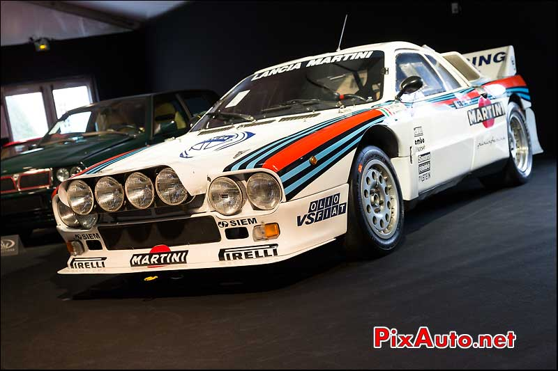 Lancia Martini 037 #210 Group-B, RM-Auctions Paris