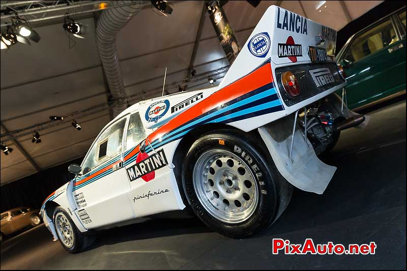 Lancia Martini 037 Group-B, RM-Auctions Paris