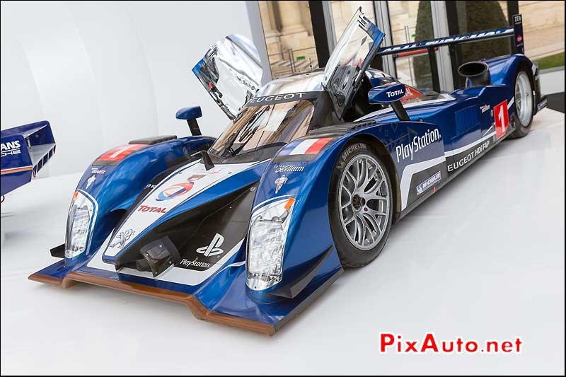 Peugeot #908-05 HDi FAP de 2008, RM-Auctions Paris
