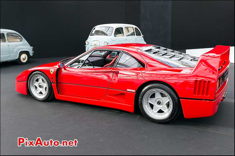 Supercar Ferrari F40 de 1990, RM-Auctions Paris
