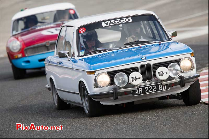 Coupes De Printemps Montlhery, Bmw 2002