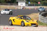 2e Festival Lotus Montlhery, Lotus Elise S3 Jaune