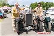 Vintage Revival Montlhery, Prix Voiture la Plus Originale