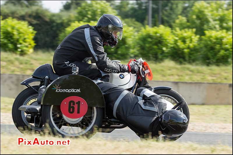 Classic Machines 2015, Side-Car Grandes Roues BMW 800