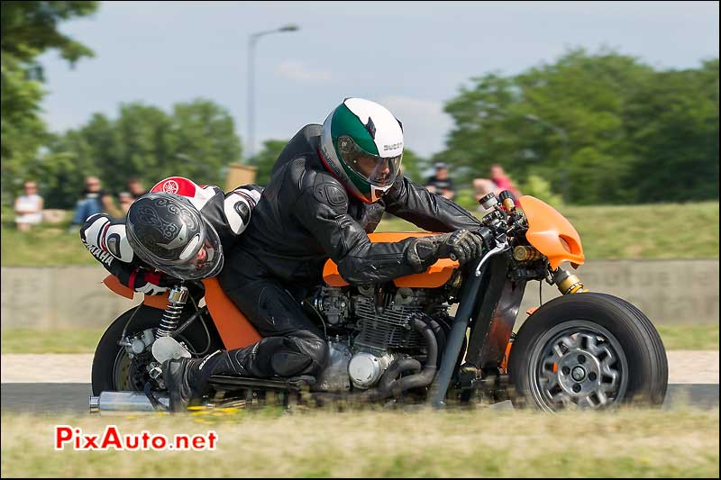 Classic Machines 2015, Side-Car Suzuki 1000GS n°11