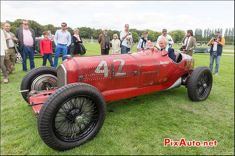 Chantilly-Arts-&-Elegance, Alfa Romeo Don Lee Special