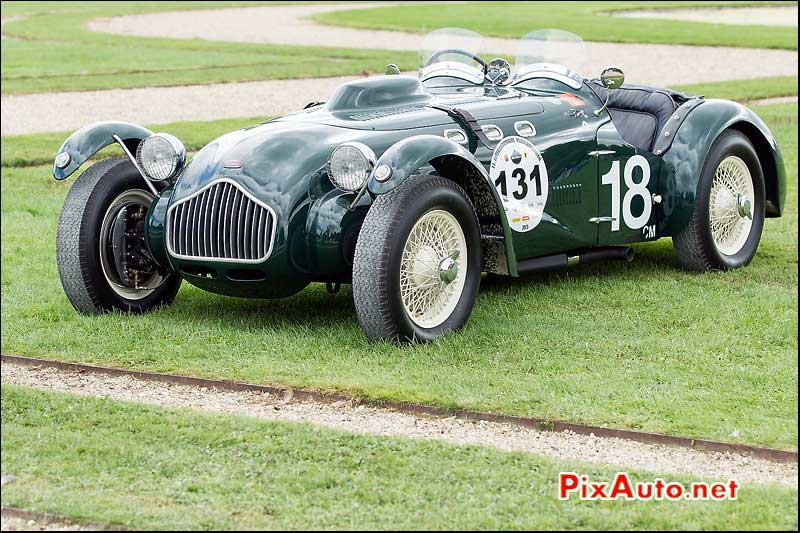 Chantilly-Arts-&-Elegance-Richard-Mille, Allard J2 Cadillac