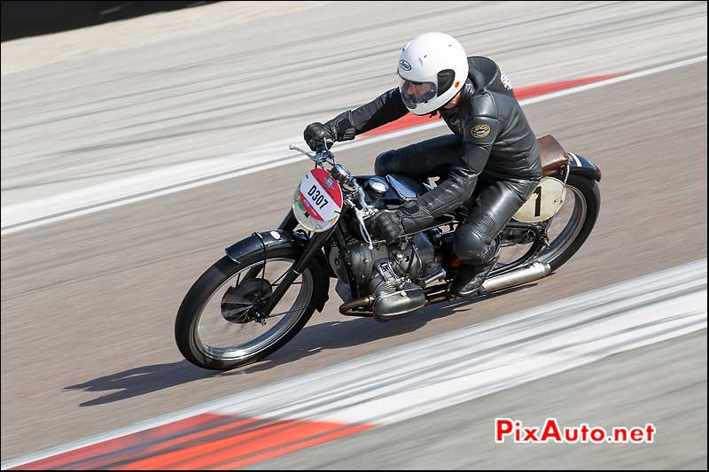 Coupes Moto Legende, BMW R5SS D307