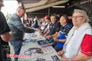 Coupes Moto Legende, Dedicaces Pilotes de GP