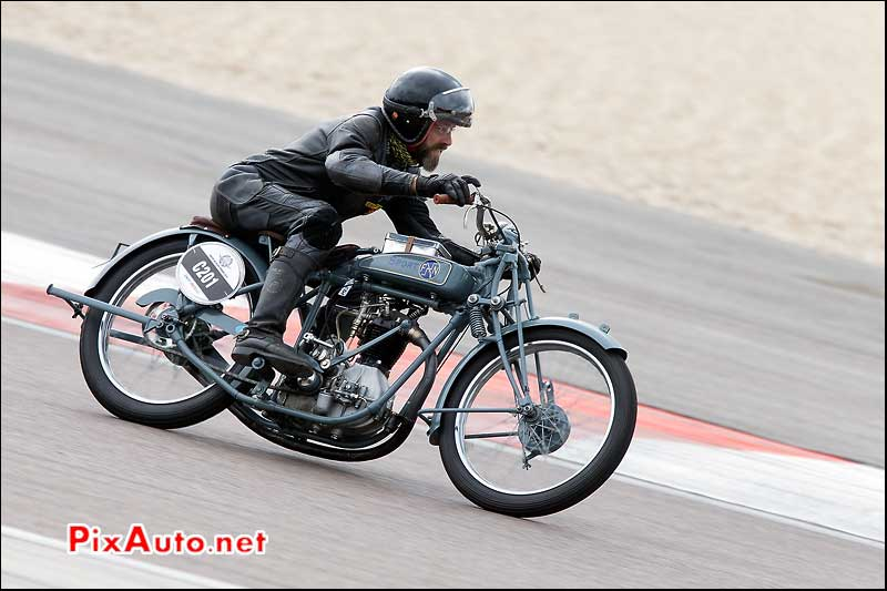 Coupes Moto Legende, FN 350cc M60 Sport C201