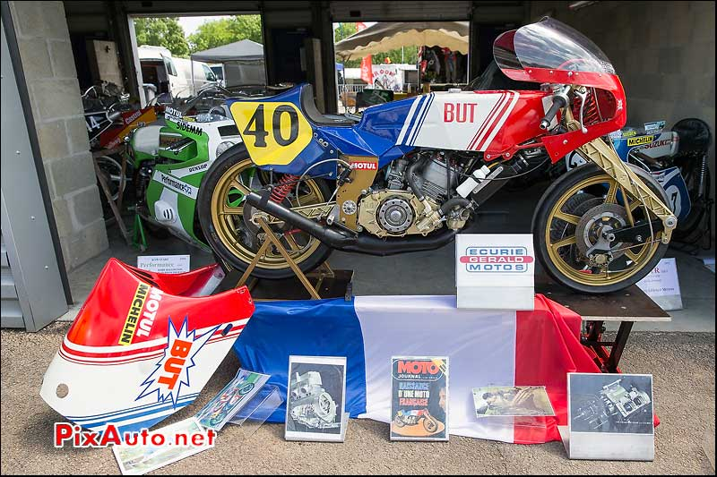 Coupes Moto Legende, Moto But ecurie Gerald Motos