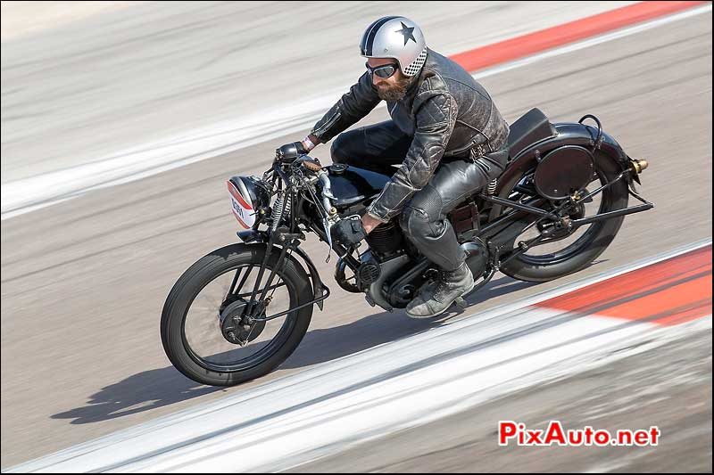 Coupes Moto Legende, Norton 500 16h 1938