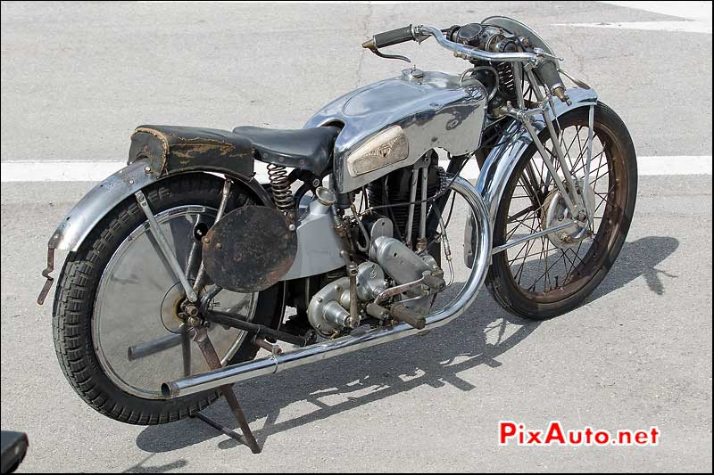 Coupes Moto Legende, Terrot