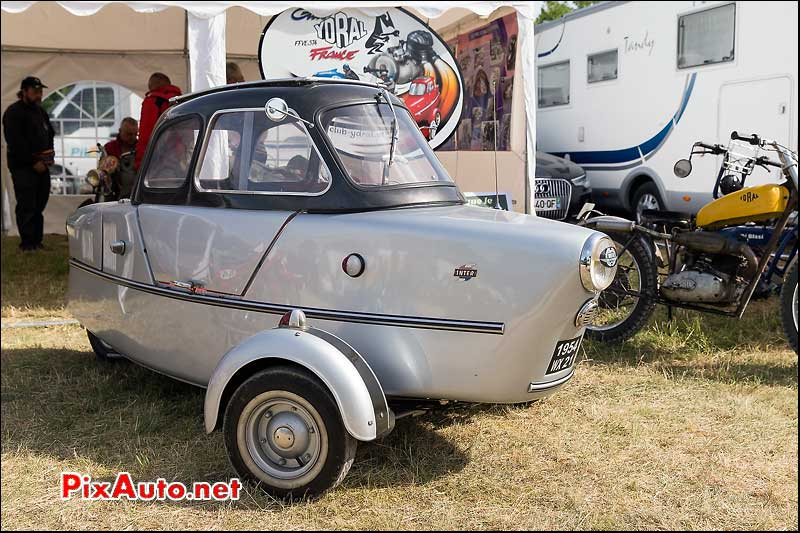 Coupes Moto Legende, Tricycle Inter Club Ydral