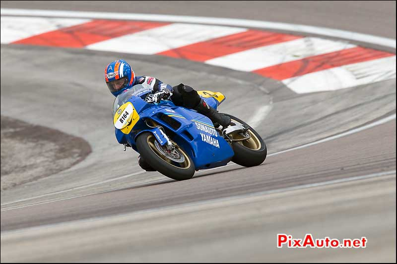 Coupes Moto Legende, Yamaha YZR 500 Christian Sarron