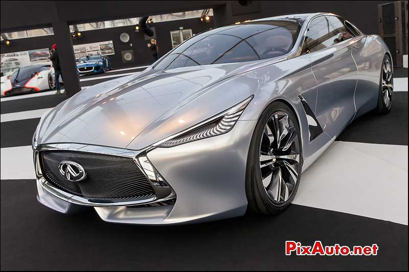 Exposition Concept-Cars, Infiniti Q80 Inspiration
