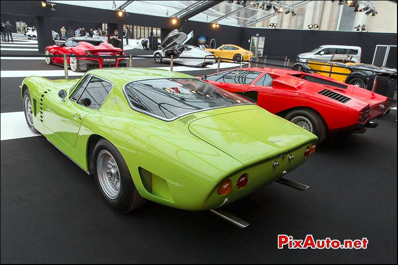 Exposition Concept-Cars, Iso Grifo A3C Stradale