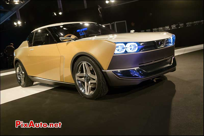 Exposition Concept-Cars, Nissan Idx Freeflow