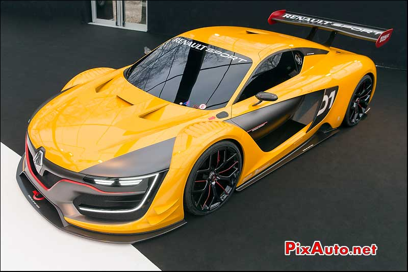 Exposition Concept-Cars, Renault RS01