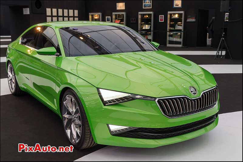 Exposition Concept-Cars, Skoda C Vision