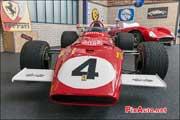 Musee Matra Romorantin, F1 Ferrari, 312B de 1970