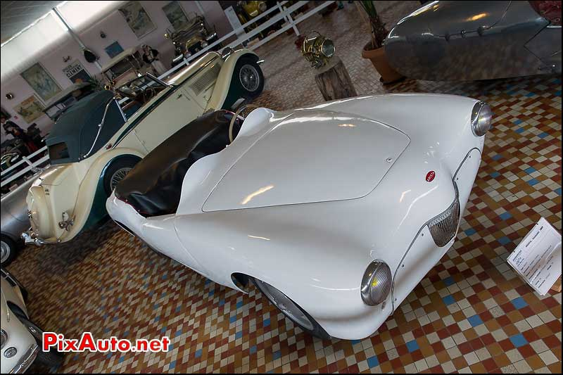Musee-Automobile-Vendee, Arista Roadster