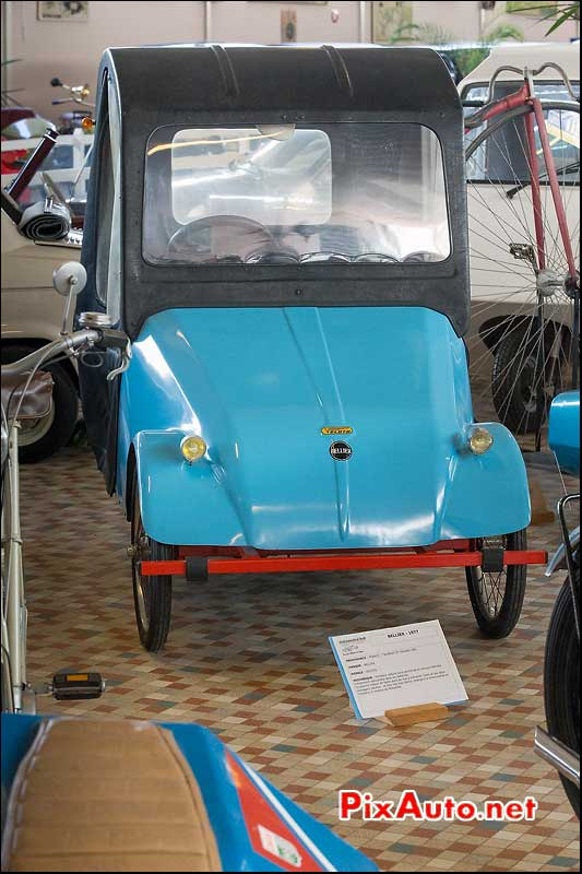 Musee-Automobile-Vendee, Bellier Veloto