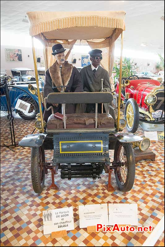 Musee-Automobile-Vendee, De Dion Bouton Type G