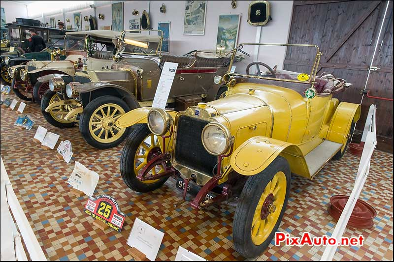 Musee-Automobile-Vendee, Torpedo Mors RX