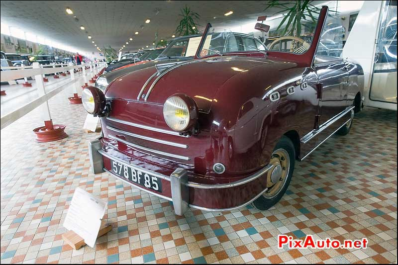 Musee-Automobile-Vendee, Rovin Roadster