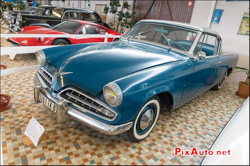 Musee-Automobile-Vendee, Studbeker Starliner