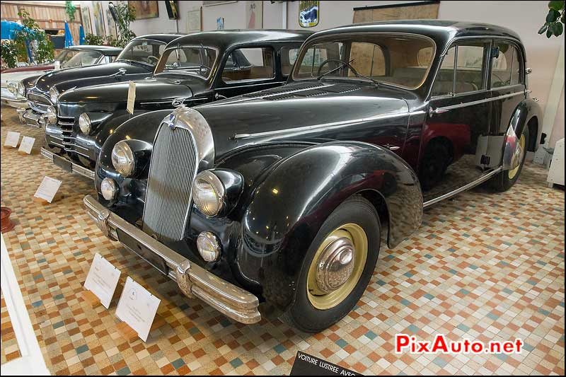 Musee-Automobile-Vendee, Talbot Lago Baby