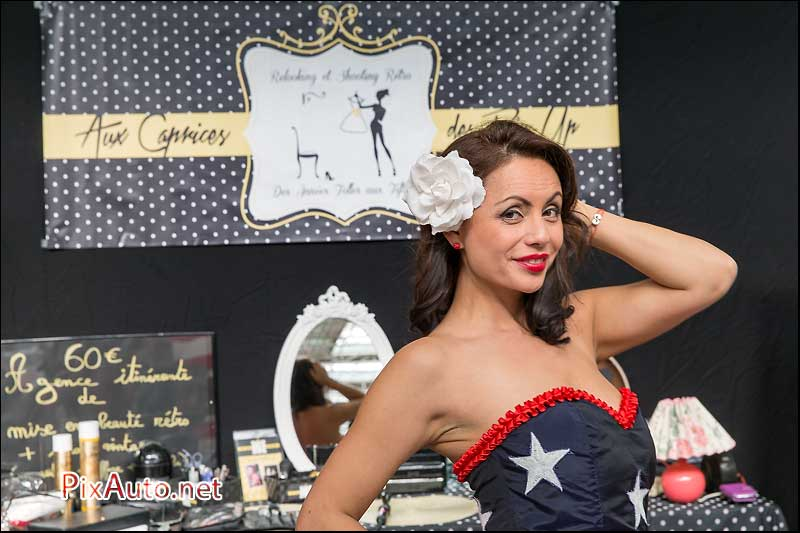 Salon Automedon, Aux Caprices Des Pin-Up