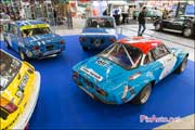 Salon Automedon 2015, Berlinette Alpine A110
